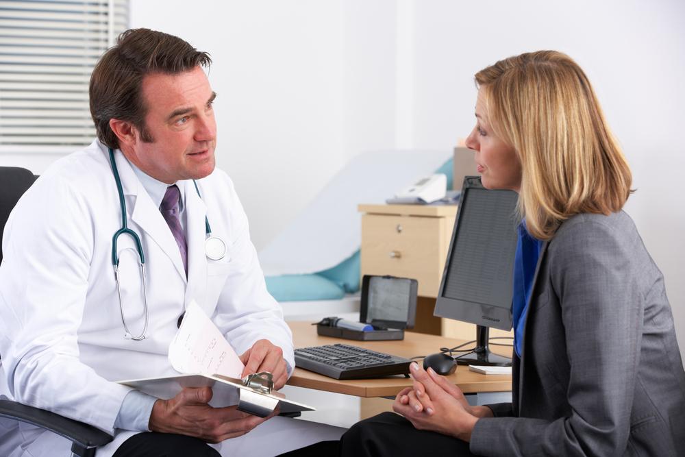 se sentir en confiance avec son médecin de famille - Shutterstock